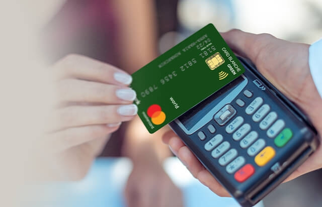 Платіжні картки Card Blanche Debit Fund