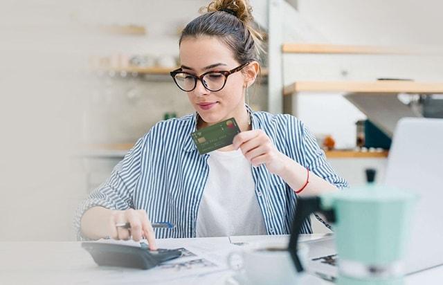 Платіжна картка Card Blanche Transfer